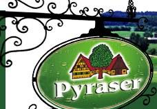 Pyraser Logo